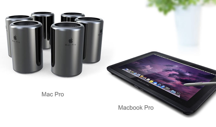 What makes Apple Mac Pro and Macbook Pro so proud of themselves?