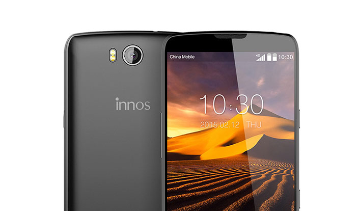 innos D6000 claimed to be the highest battery capacity cellphone