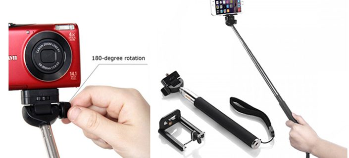 Users feel reluctant to ditch selfie sticks