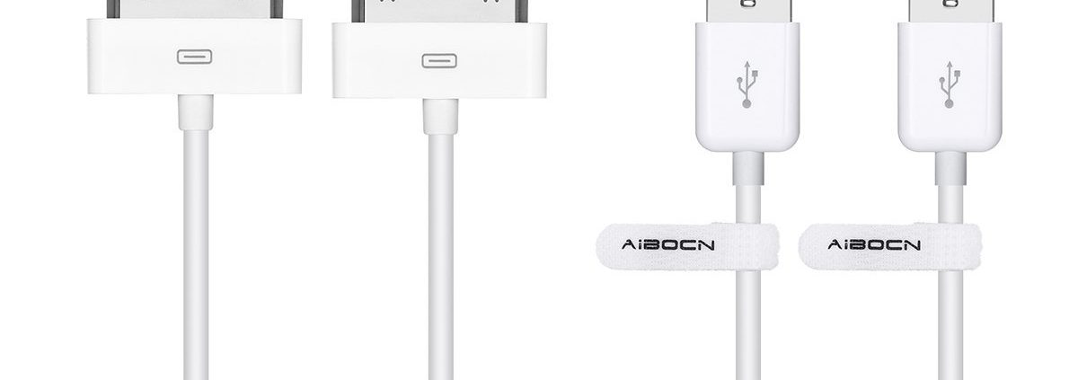 High Quality Apple Certified 30 Pin Cable for iPhone iPad iPod