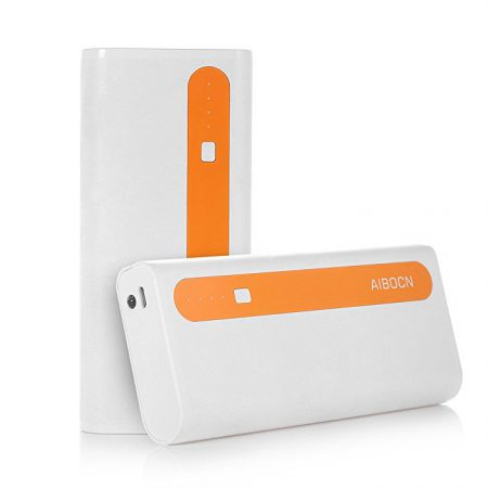 Aibocn Power Bank 10000 mAh External Battery Charger