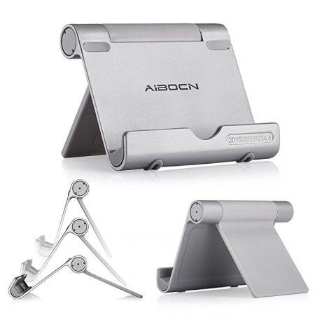Universal Portable Multi-angle Smartphone Desk Stand