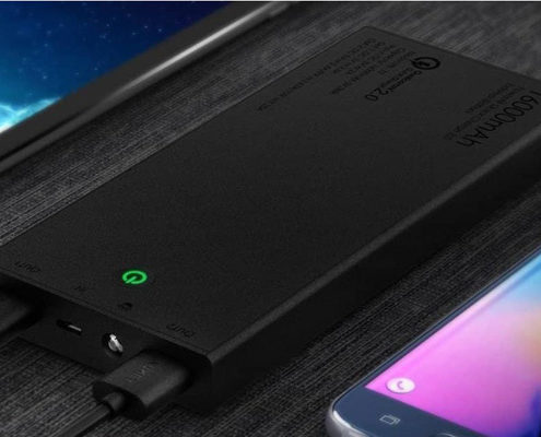 5 Best Portable Power Banks, Lightweight and Durable Portable Chargers on the Market